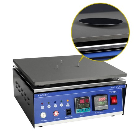 Precision Hot Plate - YS-200S+/YS-300S+/YS-450S+/YS-600S+