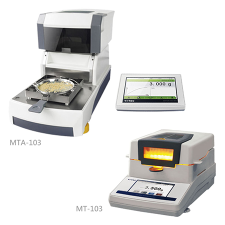 Moisture Determination Balance - MT-103/MTA-103