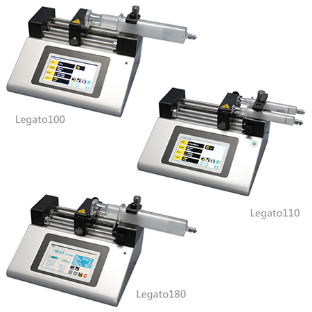 Single Syringe Pump - Legato100/Legato110/Legato180