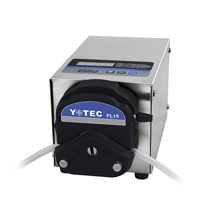Variable Speed Peristaltic Pump - PS50/PS100
