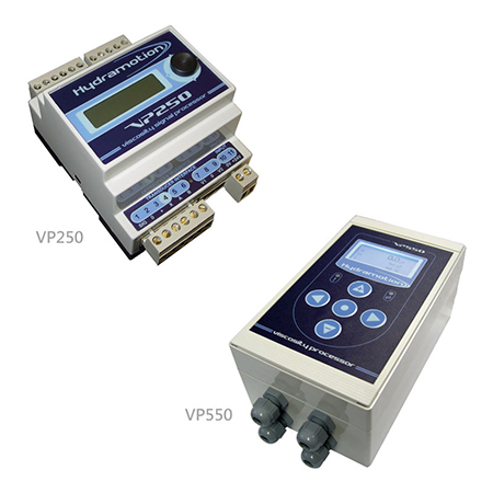 ইনলাইন Viscometer - VP250/VP550