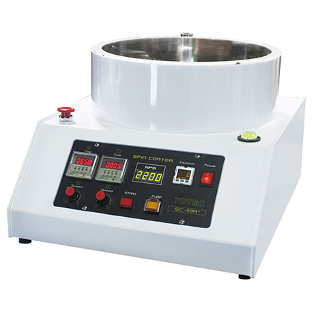 Spin Coating Unit - SC-80R+S/SC-80R+M/SC-80R+L