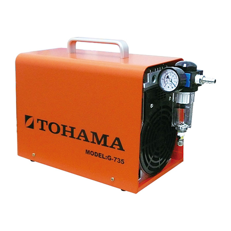 Oilless Vacuum pump - G-720/G-735/G-681/G-682