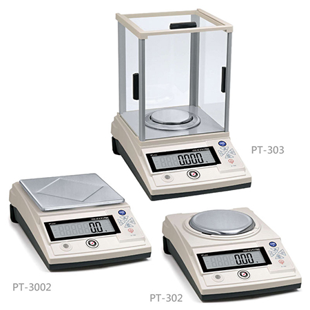 Lab Analytical Balance - PT-303/PT-302/PT-3002